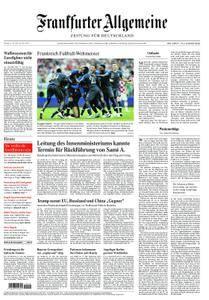 Frankfurter Allgemeine Zeitung F.A.Z. - 16. Juli 2018