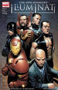 New Avengers - Illuminati 01 of 05 2007 digital
