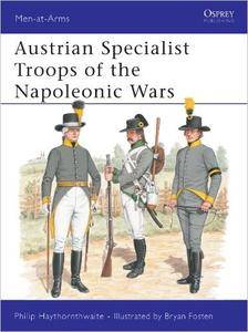 Austrian Specialist Troops of the Napoleonic Wars (Men-at-Arms, 223)