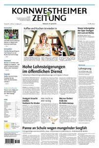 Kornwestheimer Zeitung - 18. April 2018
