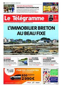 Le Télégramme Brest Abers Iroise – 18 septembre 2021