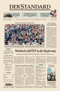 Der Standard – 24. Juni 2019