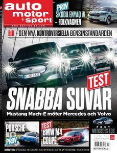 Auto Motor & Sport Sverige – 11 maj 2021