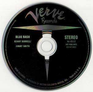 Kenny Burrell And Jimmy Smith - Blue Bash! (1963) {Verve Master Edition 557 453-2 re1 1999}