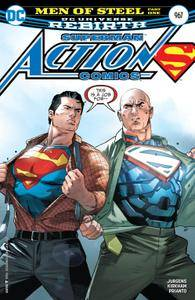 Action Comics 967 2017 2 covers Digital Zone-Empire