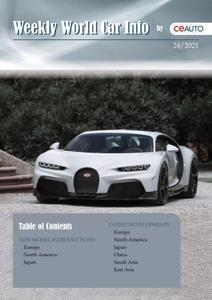 Weekly World Car Info – 12 June 2021