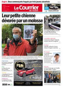 Le Courrier de l'Ouest Angers – 08 octobre 2020