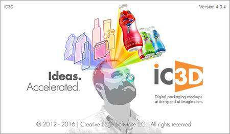 Creative Edge Software iC3D Suite 5.5.8 Multilingual