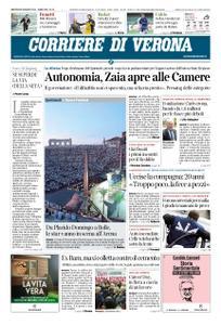 Corriere di Verona – 06 marzo 2019