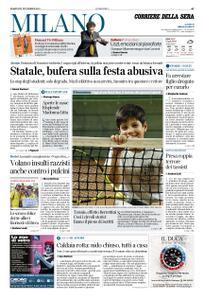 Corriere della Sera Milano – 05 novembre 2019
