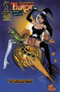 Tarot-Witch of the Black Rose 118 2019 4 covers Digital DR & Quinch