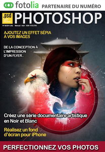 .PSD Photoshop No.08(50) - Août 2011 / France