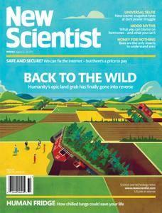 New Scientist - August 12, 2017
