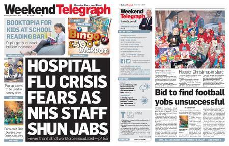 Evening Telegraph First Edition – December 08, 2018