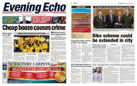 Evening Echo – January 22, 2019
