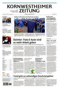 Kornwestheimer Zeitung - 10. September 2018