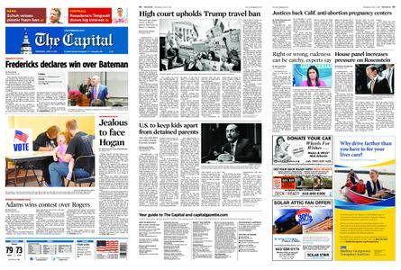 The Capital – June 27, 2018