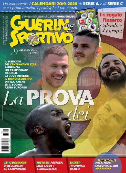 Guerin Sportivo - Settembre 2019