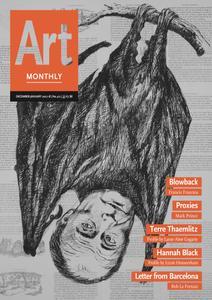 Art Monthly - December 2017   No 412