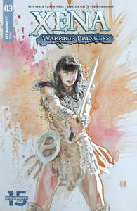 Xena-Warrior Princess 003 2019 3 covers Digital DR & Quinch