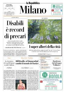 la Repubblica Milano - 18 Agosto 2019