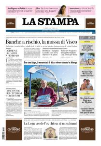 La Stampa Torino Provincia e Canavese - 26 Ottobre 2018