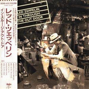 Led Zeppelin - In Through The Out Door (1979) [32XD-423, Japan 1st Press, 1986]