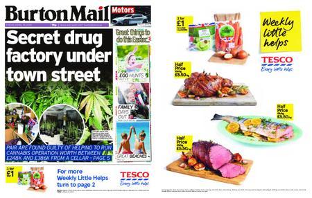 Burton Mail – April 19, 2019
