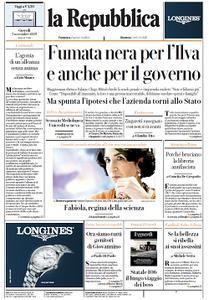 la Repubblica - 7 Novembre 2019