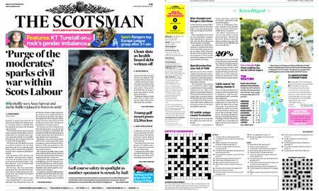 The Scotsman – October 05, 2018