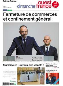 Ouest-France Édition France – 15 mars 2020