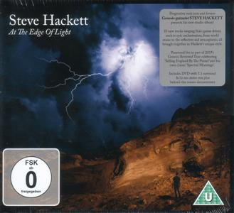 Steve Hackett - At The Edge Of Light (2019) {Limited Edition} CD/DVD