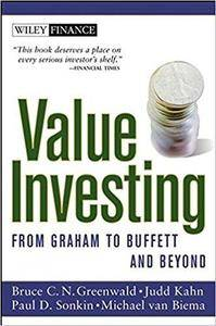 Value Investing: From Graham to Buffett and Beyond