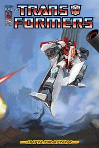 IDW-Transformers Infiltration No 04 2010 Hybrid Comic eBook