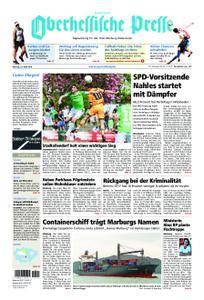 Oberhessische Presse Hinterland - 23. April 2018