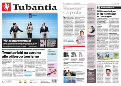 Tubantia - Enschede – 08 april 2020