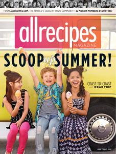 Allrecipes - June/July 2019