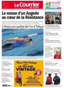 Le Courrier de l'Ouest Angers – 24 août 2021