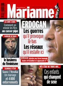 Marianne - 16 Octobre 2020
