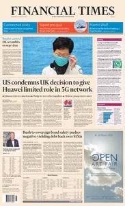 Financial Times Europe – 29 January 2020