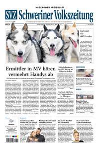 Schweriner Volkszeitung Hagenower Kreisblatt - 11. März 2019