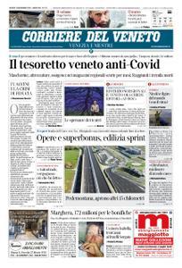 Corriere del Veneto Venezia e Mestre – 19 novembre 2020
