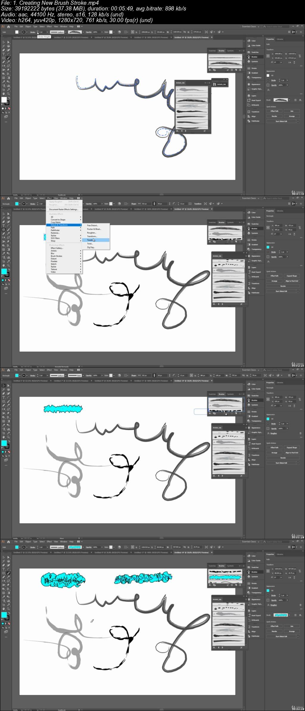 Adobe Illustrator CC - Basic Fundamentals For Beginners