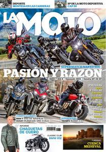 La Moto España - abril 2020