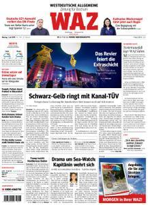 WAZ Westdeutsche Allgemeine Zeitung Bochum-Süd - 01. Juli 2019