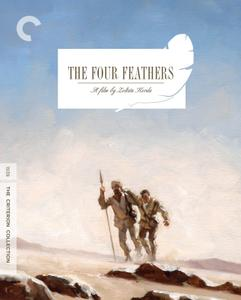 The Four Feathers (1939) + Extras [The Criterion Collection]