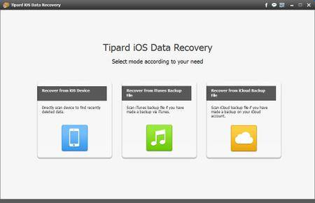Tipard iOS Data Recovery 8.2.8 Multilingual Portable
