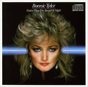 Bonnie Tyler - Faster Than The Speed Of Night (1983) [Non-Remastered] Re-Up