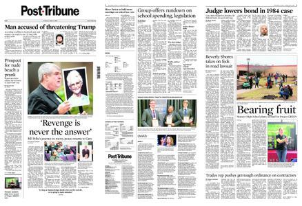Post-Tribune – April 02, 2019
