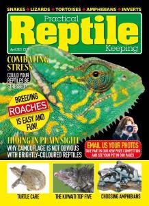Practical Reptile Keeping - April 2021